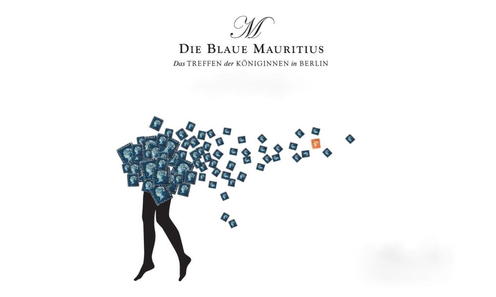 Die Blaue Mauritius. Das Treffen der Königinnen