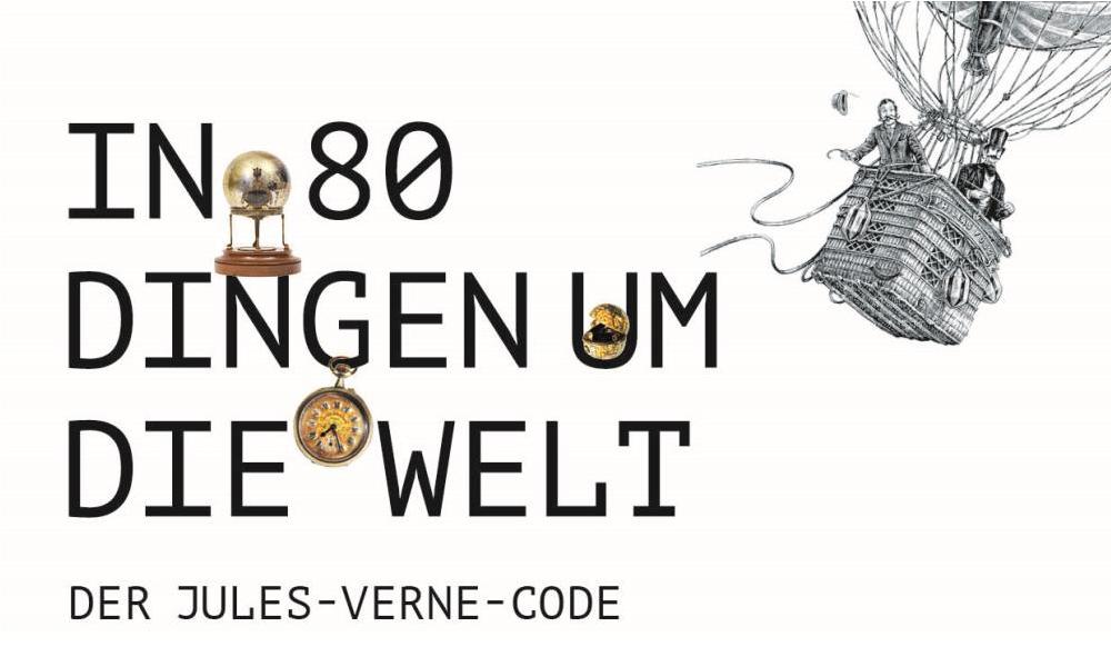 In 80 Dingen um die Welt Keyvisual