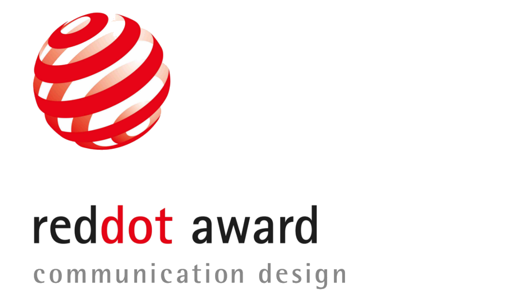 Red Dot Award. Best Communication Design